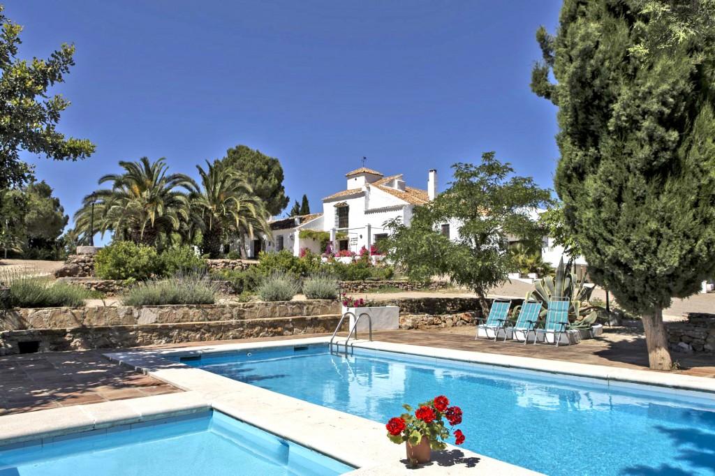 Grand gite Andalousie, Malaga